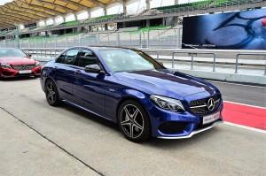 Mercedes-AMG C 43 Sepang YSK_6017