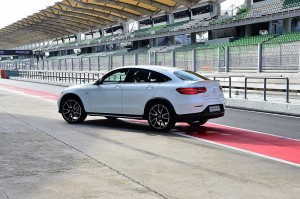Mercedes AMG GLC 43 Coupe Malaysia YSK_5909