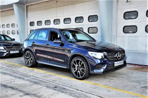 Mercedes AMG GLC Sepang Malaysia 43YSK_5915
