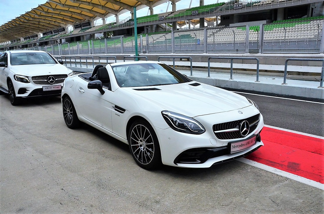 Mercedes benz malaysia introduces amg 43 series range for Mercedes benz amg range
