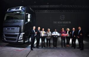 Volvo Trucks Malaysia FH Handover 2017
