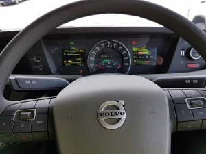 Volvo FH Truck Meter Cluster, Malaysia Launch 2017