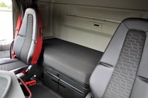 Volvo FH Truck Seats and Bed, Malaysia Launch