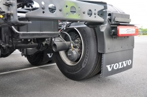 Volvo FH Series Truck Brake Chamber & Rear Wheel, Malaysia Launch