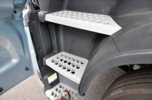 Volvo FH Series Truck Steps, Malaysia