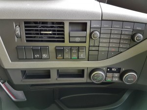 Volvo FH Series Truck Center Console, Malaysia