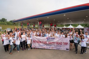 Petron Fuel Happy Road Trip 2017, Malaysia Petron Selayang Station