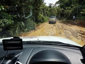 Petron Fuel Happy Road Trip 2017, Turbo Euro 5 Diesel, Malaysia Off-Road