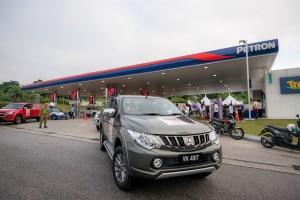 Petron Fuel Happy Road Trip 2017, Kuala Lumpur - Kuala Terengganu