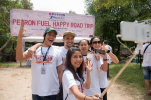 Petron Fuel Happy Road Trip 2017 Wefie, Turbo Euro 5 Diesel Malaysia