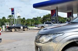 Petron Fuel Happy Road Trip, Gambang 2017