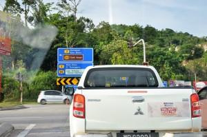 Petron Fuel Happy Road Trip Offroad Adventure, Mitsubishi Triton Malaysia