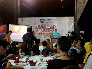 Petron Fuel Happy Road Trip 2017, 5th Anniversary, Turbo Euro 5 Diesel, Malaysia