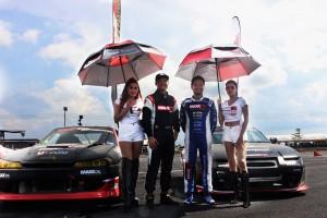 Team MaxxOil Racing, Tengku Djan Malaysia & Charles Ng Hong Kong