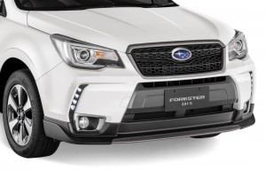 Subaru Forester 2.0i-S Front Grille Malaysia 2017