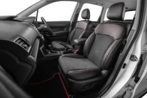 Subaru Forester 2.0i-S Suede Seats Malaysia 2017
