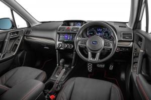 Subaru Forester 2.0i-S Interior Malaysia 2017