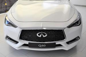 Infiniti Q60 Front, Malaysia Launch 2017
