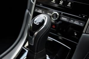 Infiniti Q60 Gear Shift, Malaysia Media Drive 2017