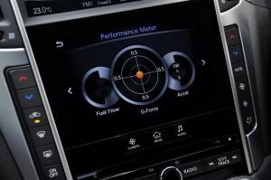 Infiniti Q60 Performance Meter Malaysia Media Drive 2017