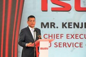 Kenji Matsuoka, CEO Isuzu Malaysia