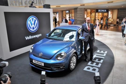 New Volkswagen Beetle & Vento Variants Launched