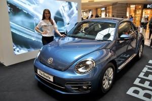 Volkswagen Beetle 2017, Mid Valley Megamall Launch