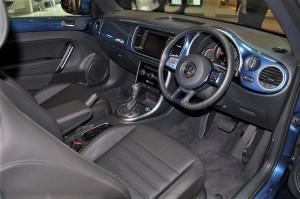 Volkswagen Beetle 2017 Interior, Malaysia Launch