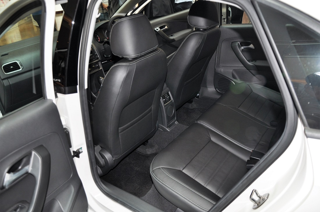 Volkswagen Vento Allstar Rear Seat Malaysia Launch 2017 Autoworld Com My