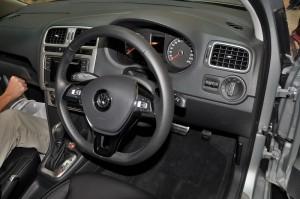 Volkswagen Vento GT Cockpit, Malaysia 2017