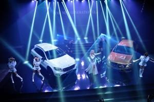 Mercedes-Benz GLA Launch, Malaysia 2017