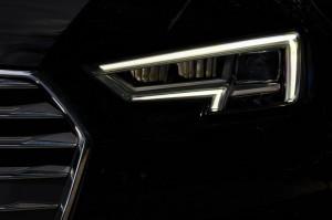 Audi A4 Matrix LED Headlamp, Malaysia 2017