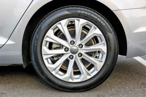 Audi A4 1.4 TFSI Wheel, Malaysia 2017