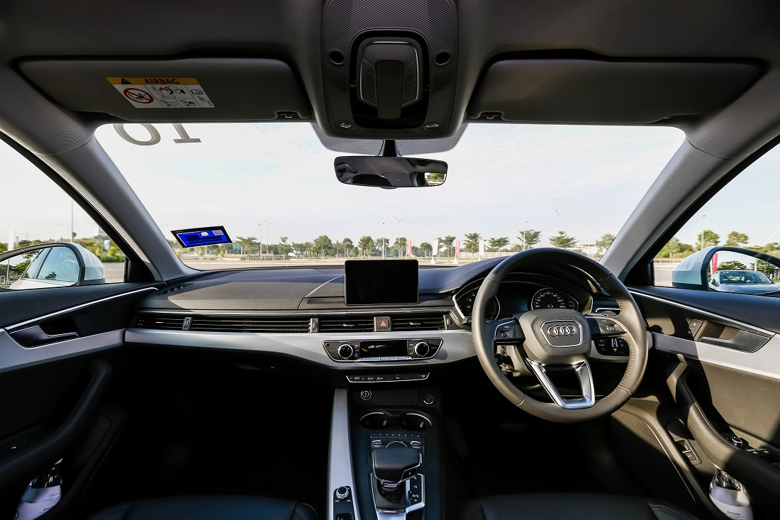 Audi A4 14 Tfsi Interior Malaysia 2017 Autoworldcommy