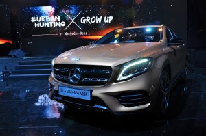 Mercedes-Benz GLA 250 4MATIC AMG Line, Malaysia Launch 2017