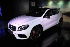 Mercedes-AMG GLA 45 4MATIC Malaysia Launch 2017