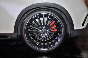Mercedes-AMG GLA 45 4MATIC AMG Wheel, Malaysia 2017