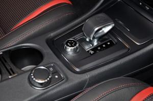 Mercedes-AMG GLA 45 4MATIC Center Console, Malaysia 2017