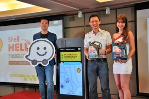 Shell Helix - Waze Accident-Prone Spots Alert 2017; Alex Lim & Edward Ling Malaysia