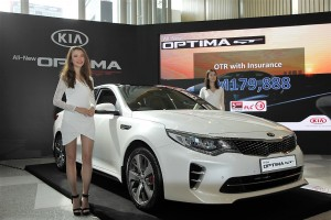 All New Kia Optima GT Launch Malaysia 2017