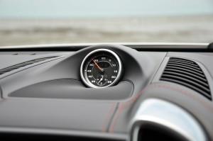 Porsche Cayenne Platinum Edition Analog Clock Malaysia