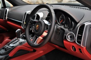 Porsche Cayenne Platinum Edition Cockpit Malaysia