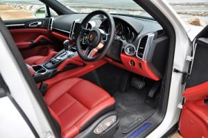 Porsche Cayenne Platinum Edition Driver's Seat Malaysia