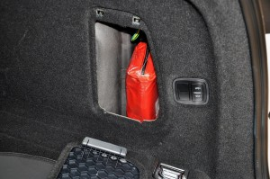 Porsche Cayenne Platinum Edition Emergency Kit, Malaysia