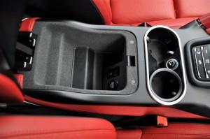 Porsche Cayenne Platinum Edition Front Armrest Storage Malaysia Test Drive