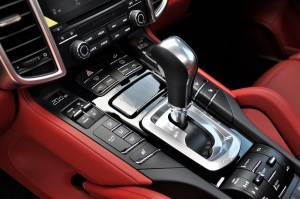 Porsche Cayenne Platinum Edition Gear Lever Malaysia