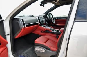 Porsche Cayenne Platinum Edition Malaysia Dashboard 2017