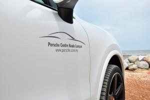 Porsche Cayenne Platinum Edition Porsche Centre Kuala Lumpur