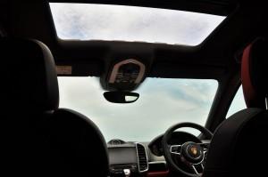 Porsche Cayenne Platinum Edition Sunroof Malaysia