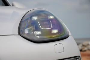 Porsche Cayenne Platinum Edition Headlamp Malaysia 2017